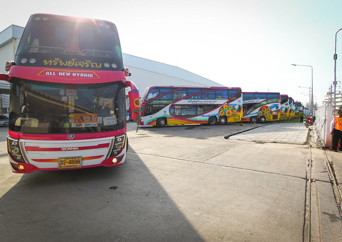 รับจัดกิจกรรมนำเที่ยวประจำปี-รถบัสนำเที่ยว